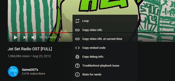 9 thủ thuật với URL YouTube mà bạn nên biết 22