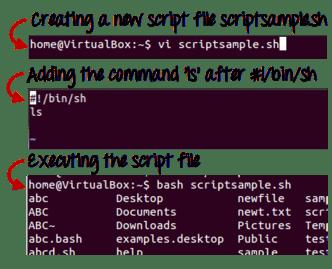 Cách viết Shell Script trong Linux/Unix 10