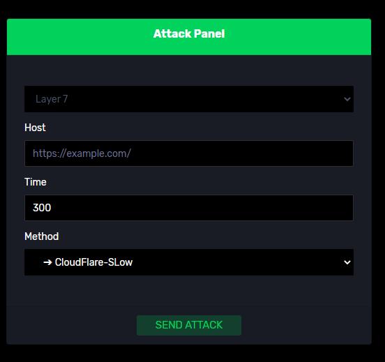 attack panel