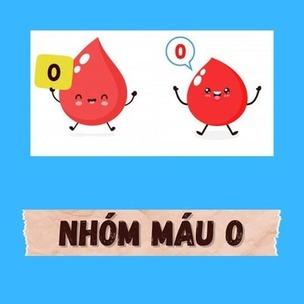 Bài tập Giải Tỏa Căng Thẳng nhóm máu O
