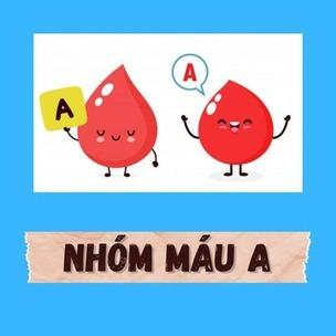 Bài tập Giải Tỏa Căng Thẳng nhóm máu A