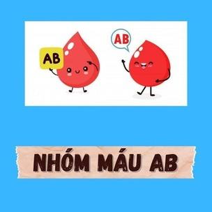 Bài tập Giải Tỏa Căng Thẳng nhóm máu AB