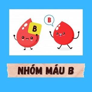 Bài tập Giải Tỏa Căng Thẳng nhóm máu B