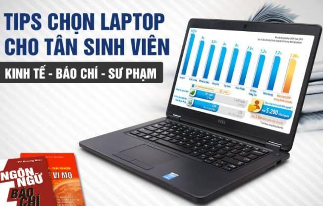 Mẹo chọn mua laptop cho sinh viên nhóm ngành thiết kế đồ họa