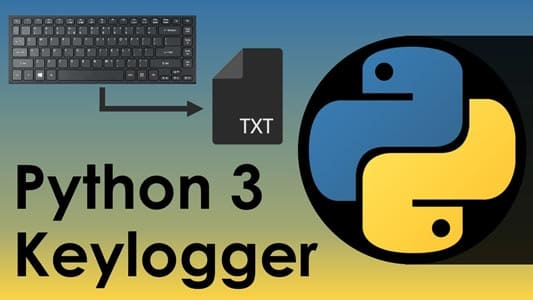 code python keylogger