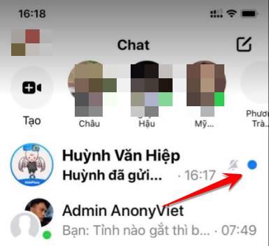 """Cách Tắt chế độ """"Đã xem"""" trên Messenger 2021 16"""