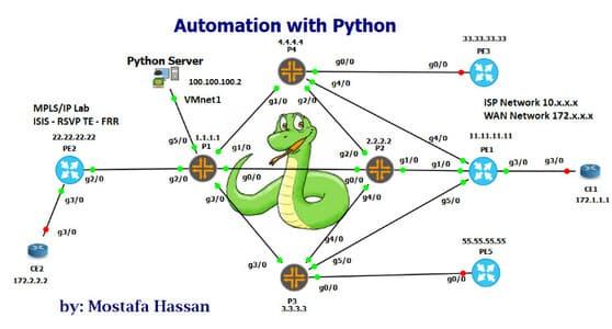 python network