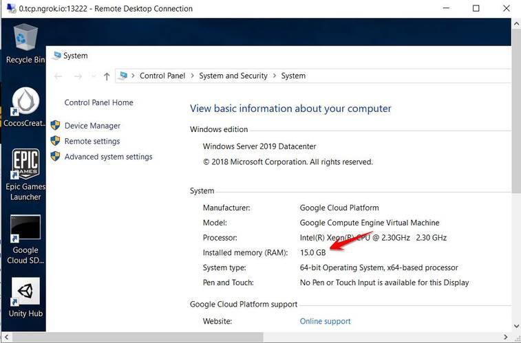 Cách tạo VPS Windows 15GB RAM miễn phí của Google 11