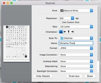 Tự tạo Font riêng bằng Chữ Viết tay của bạn 10