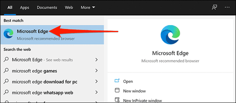 Tạo ứng dụng web bằng Microsoft Edge