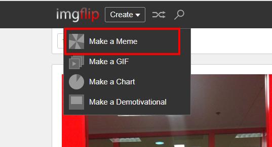 Make a Meme chế ảnh meme nhanh chóng