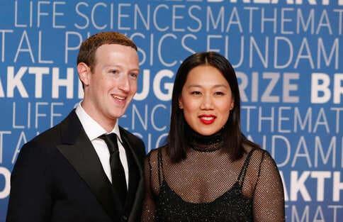 10 sự thật thú vị về Mark Zuckerberg