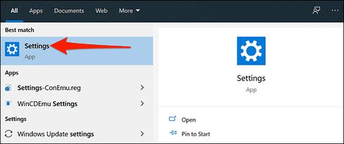 Cách thay đổi trình duyệt web mặc định