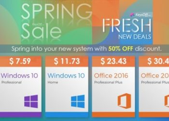 [Deal Keysoff] Windows 10 Professional giá 7.59, Office 2019 ProPlus giá 30.43$ 5