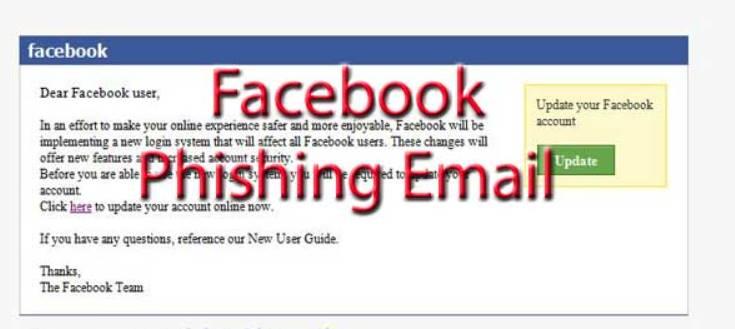 Phishing và Social Engineering Hack Facebook