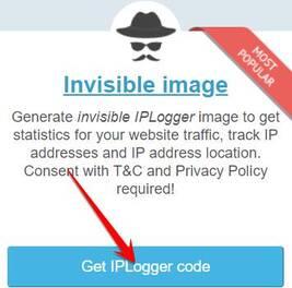 Get IPlogger Code