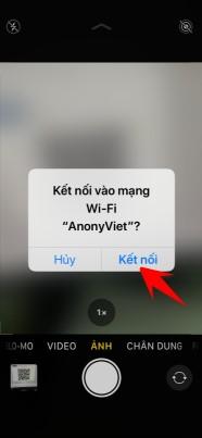 Cách Tạo mã QR kết nối Wifi không cần đưa Password cho khách 6