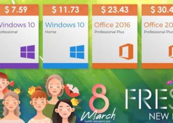 [Sale 8/3] – Windows 10 Professional giá 150K, Office 2019 ProPlus giá 600k 4
