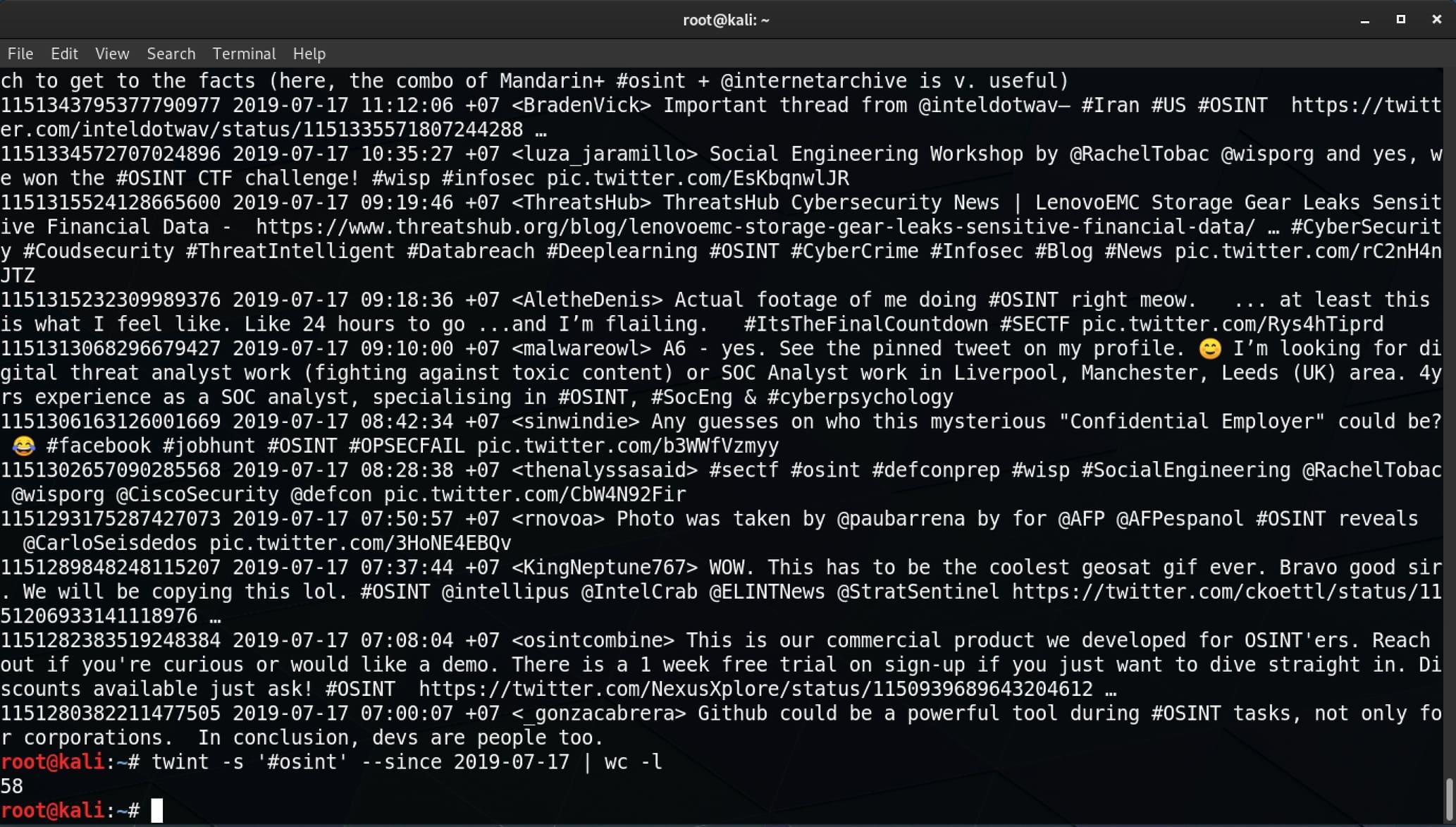 OSINT là gì? OSINT được sử dụng như thế nào để truy vết qua Internet? 7