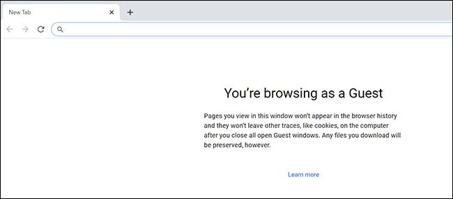 Chế độ khách trong Chrome và Edge là gì?
