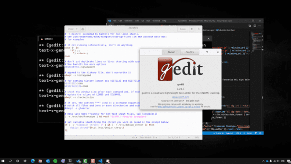 WSLg - Hỗ trợ các ứng dụng GUI Linux