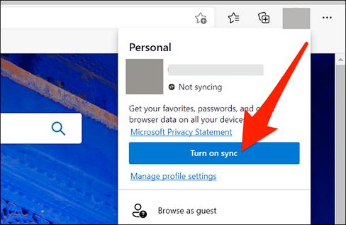 Cách Bật/Tắt Trình tạo mật khẩu trong Microsoft Edge 31