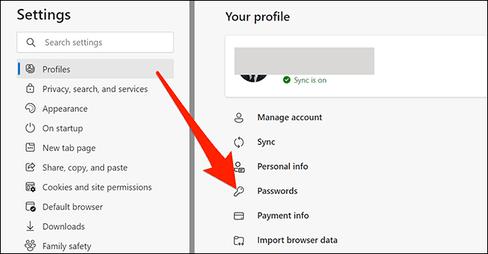 Cách Bật/Tắt Trình tạo mật khẩu trong Microsoft Edge 36