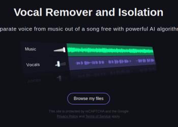 Cách dùng Vocalremover tách nhạc ra khỏi giọng hát lấy Beat 2