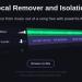 Cách dùng Vocalremover tách nhạc ra khỏi giọng hát lấy Beat 6