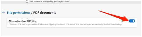 Always download PDF files