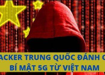 Hacker Trung Quốc đánh cắp bí mật mạng 5G