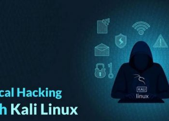 donwload Kali Linux Basics for Hackers