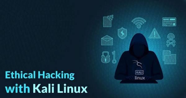 donwload Kali Linux Basics for Hackers