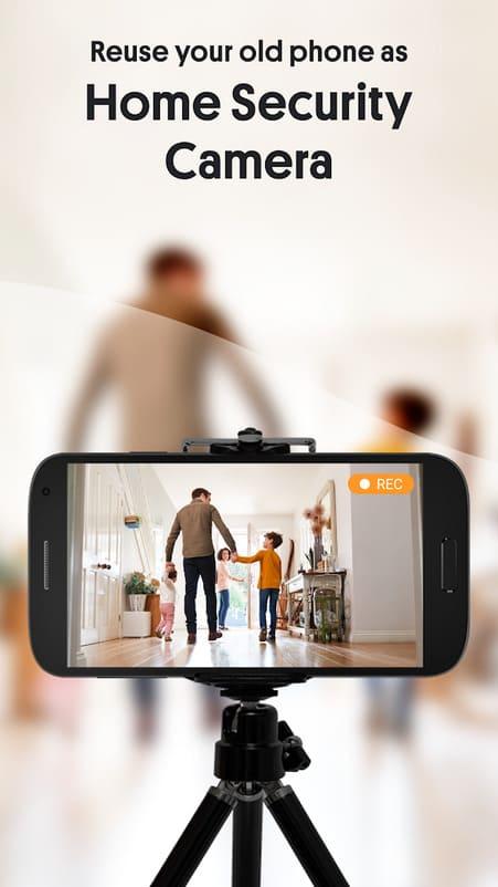 Biến điện thoại Android thành thiết bị nghe lén, theo dõi vị trí, quay phim 4