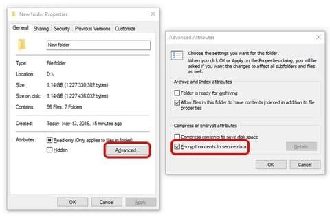 5 cách bảo vệ File và Thư mục bằng mật khẩu trong Windows 10 23
