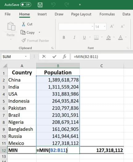Các mẹo sử dụng Excel bắt buộc bạn phải biết 7