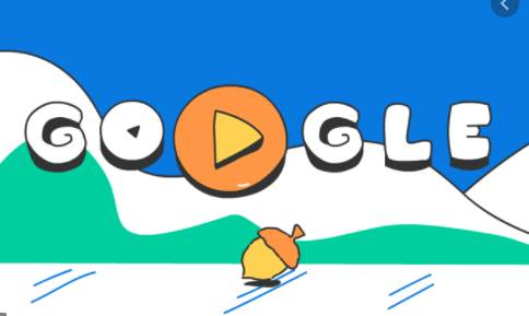 Game Doodle google