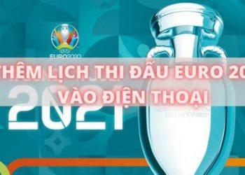 Thêm lịch thi đấu EURO 2021 vào Calendar trên điện thoại 6
