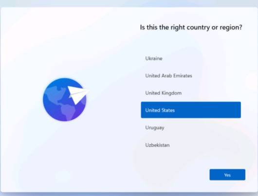 Thiết lập Windows 11