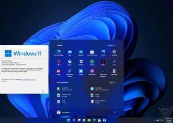 Link Download Windows 11 và giao diện mới xuất hiện 14