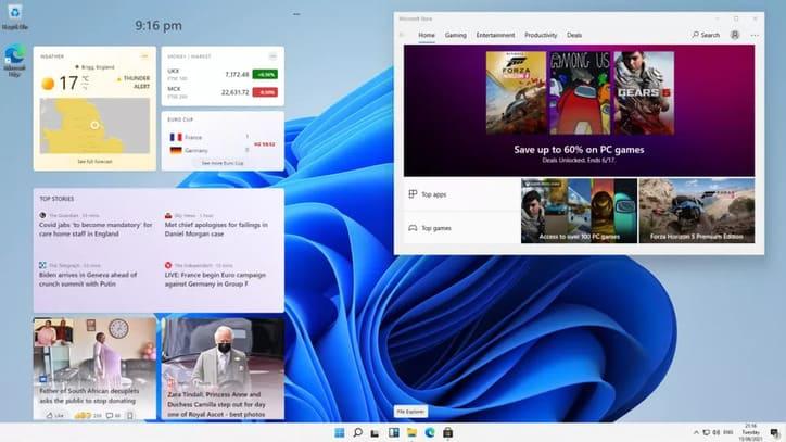 Đừng nên cài đặt Windows 11 bị rò rỉ