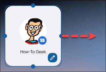 Cách sử dụng Conversation Widget trên Android 12 40