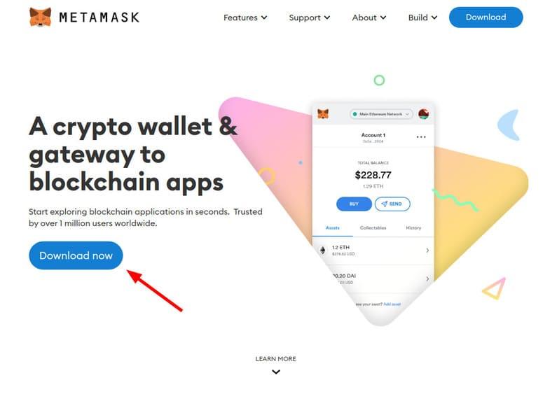 Ví tiền điện tử MetaMask là gì?