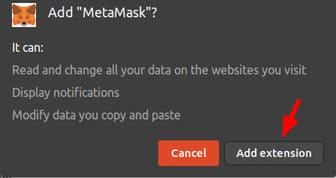 cài metamask