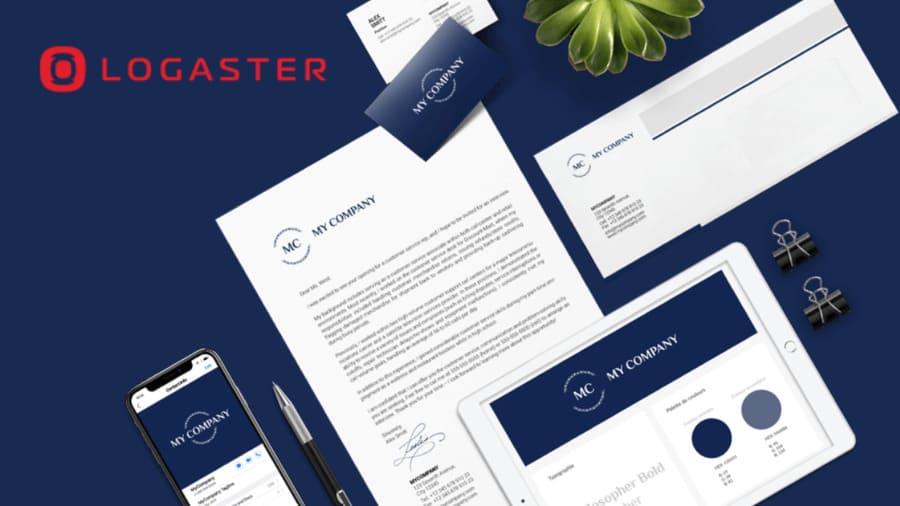 Logaster: Thiết kế Logo chỉ với vài Click!
