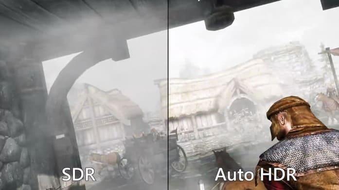 Windows 11thêm tính năng Auto HDR