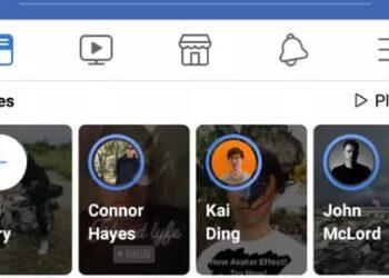 Cách biết người lạ xem Story của mình trên Facebook 8
