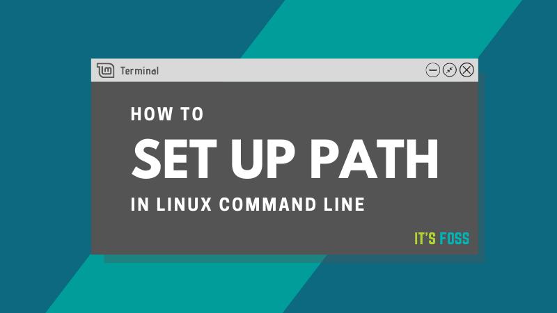 Cách thêm thư mục vào biến PATH trong Linux