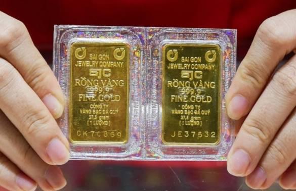 Dự báo giá vàng 2021