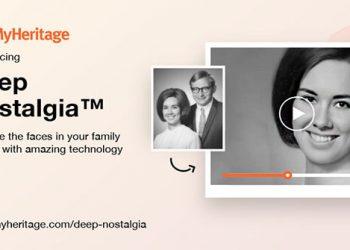 Cách biến Ảnh thờ cũ thành Ảnh chuyển động bằng MyHeritage